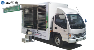 Mobile Farm Shop