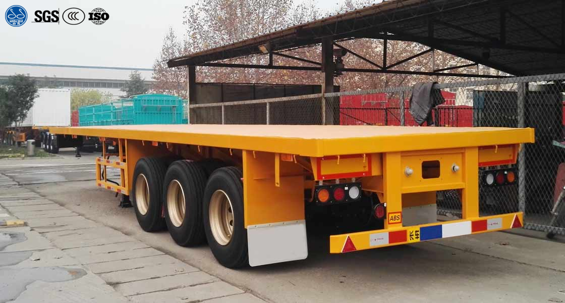Flatbed Trailer for Sale