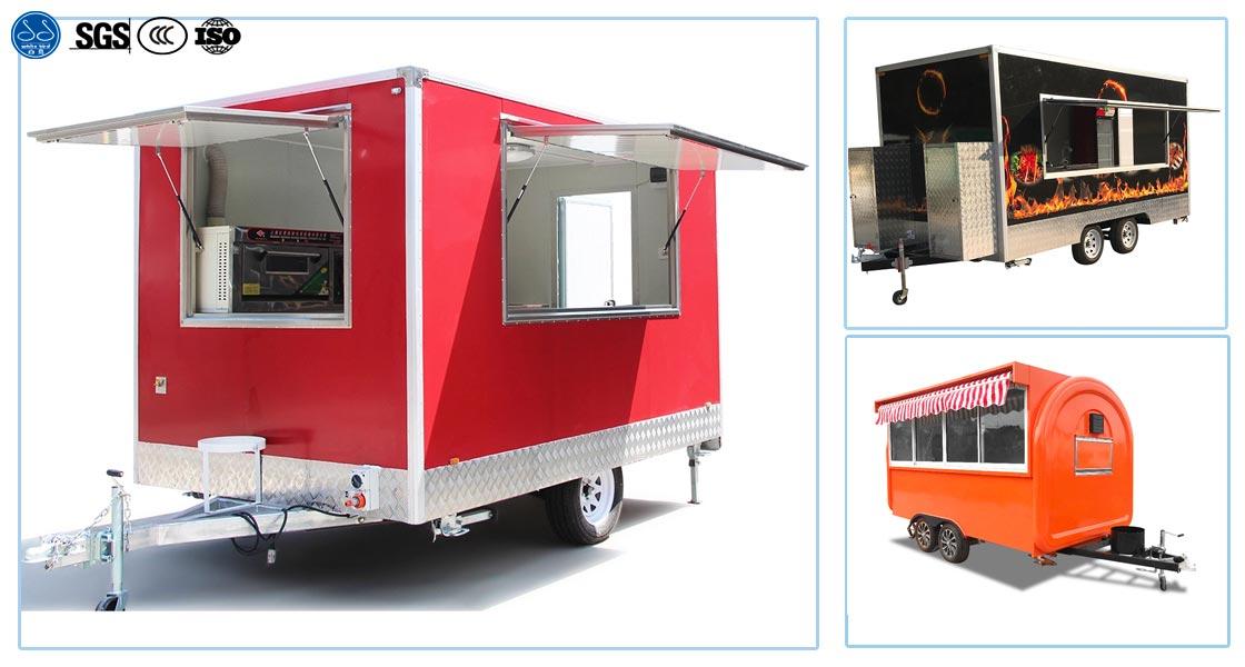 Food Truck Trailer