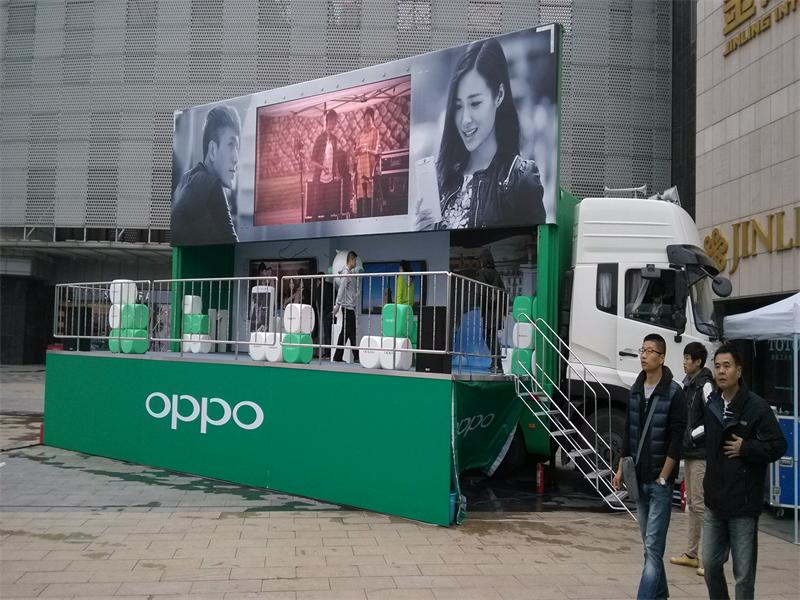 How to Choose the Suitable Mobile Stage Truck?