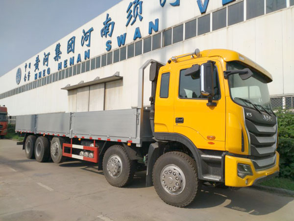 Are You Looking for Reliable Aluminum Dropside Cargo Truck for Sale?
